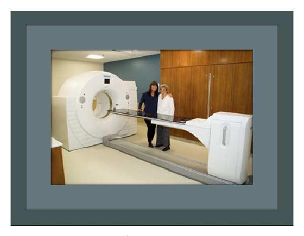 Joshua Harr Shane PET/CT Suite Dedicaton