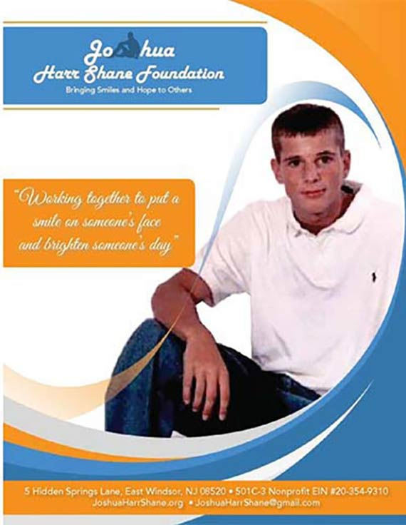 Joshua Harr Shane Foundation Media Book